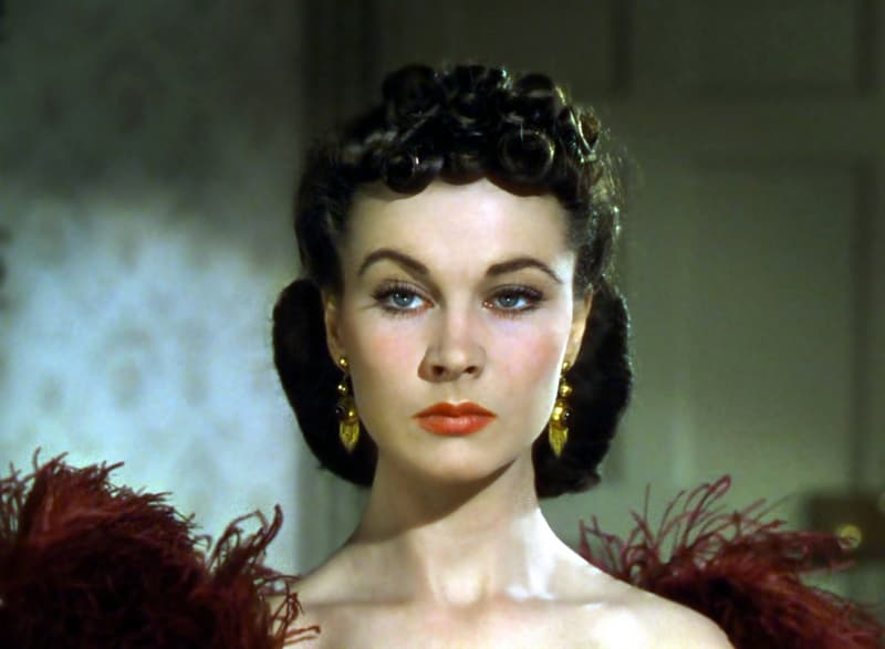 "Culture Story: #4 THE FIRST ALL-COLOR FILM TO WIN BEST PICTURE: ""Gone with the Wind"""