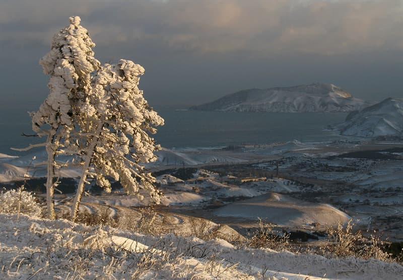 Geography Story: #4 Töpe Oba Massif botanical nature reserve (zakaznik), Crimea, Ukraine by Slava Leontiev - 8th place, 2013