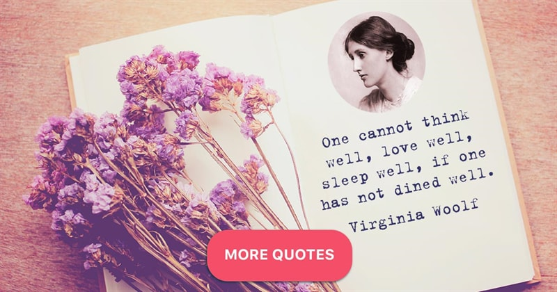 female Story: 9 meaningful quotes by Virginia Woolf