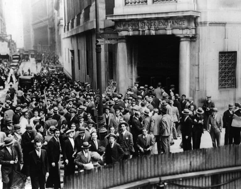 History Story: #1 On Black Tuesday, which took place on October 29, 1929, the investors lost $14 billion – around $209 billion in 2020 dollars