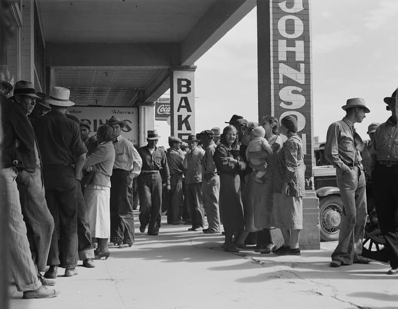 What life was like during the Great Depression... | QuizzClub