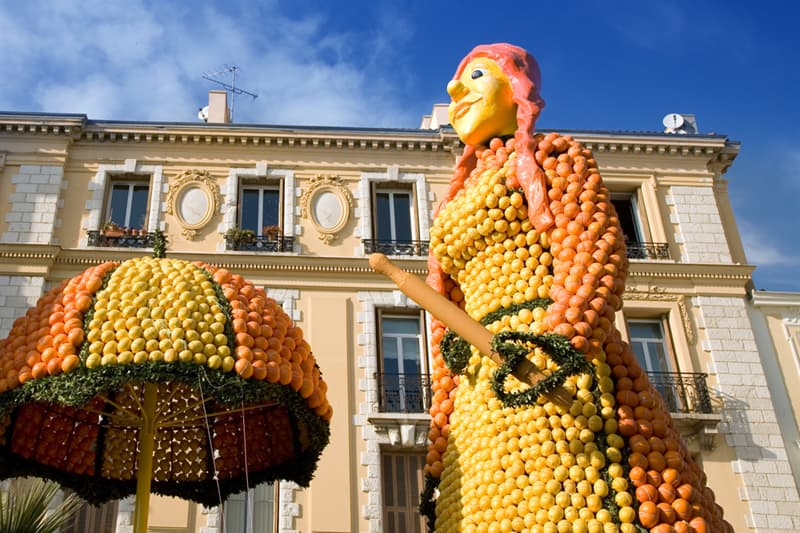 Geography Story: Menton lemon festival - 15 days in the fantasy world #11