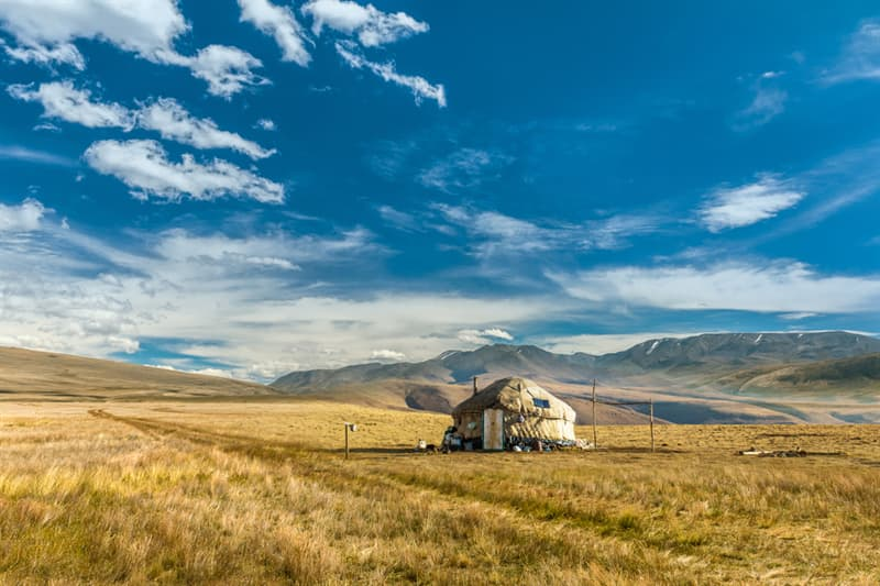 Geography Story: beautiful places to visit in Kazakhstan Nomad's Land