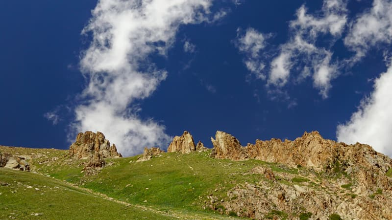 Geography Story: beautiful places to visit in Kazakhstan Ile-Alatau National Park