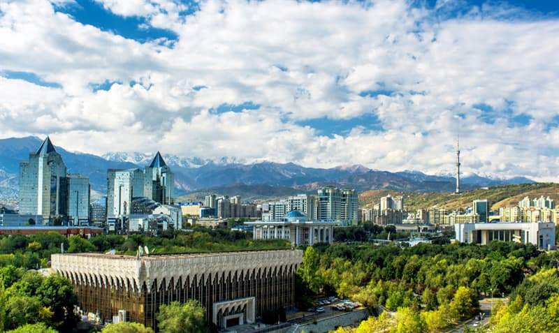 Geography Story: beautiful places to visit in Kazakhstan Almaty