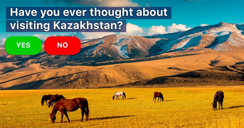Geography Story: The 15 most beautiful places to visit in Kazakhstan