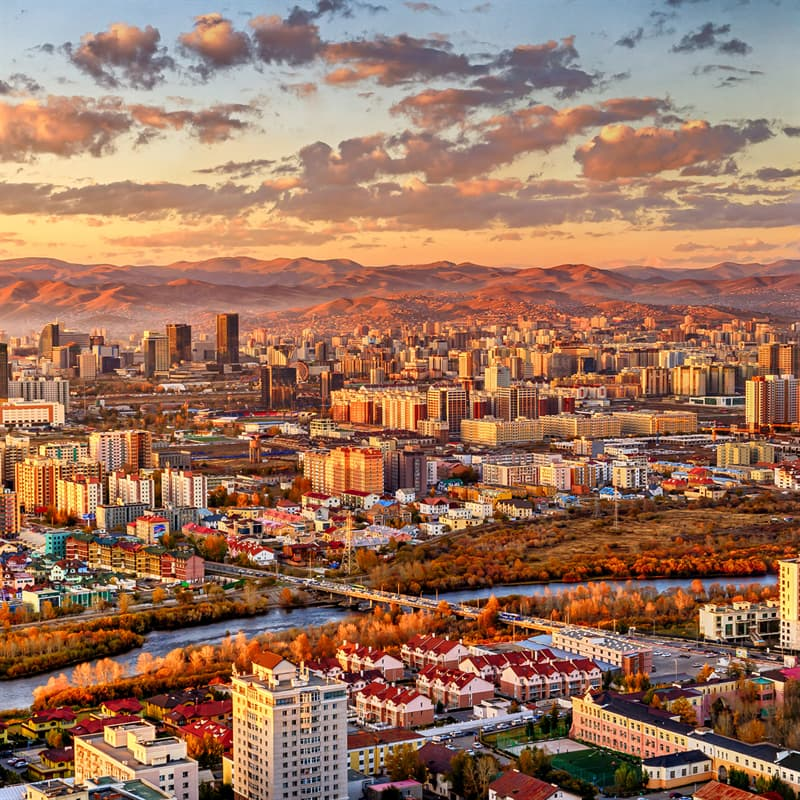 Geography Story: #10 The population of Ulaanbaatar has almost doubled in the last 10 years, as more and more herders move to the city every year