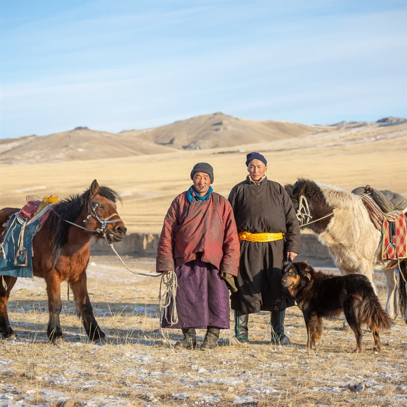 Geography Story: Stunning pictures and wonderful facts about the life in Mongolia
