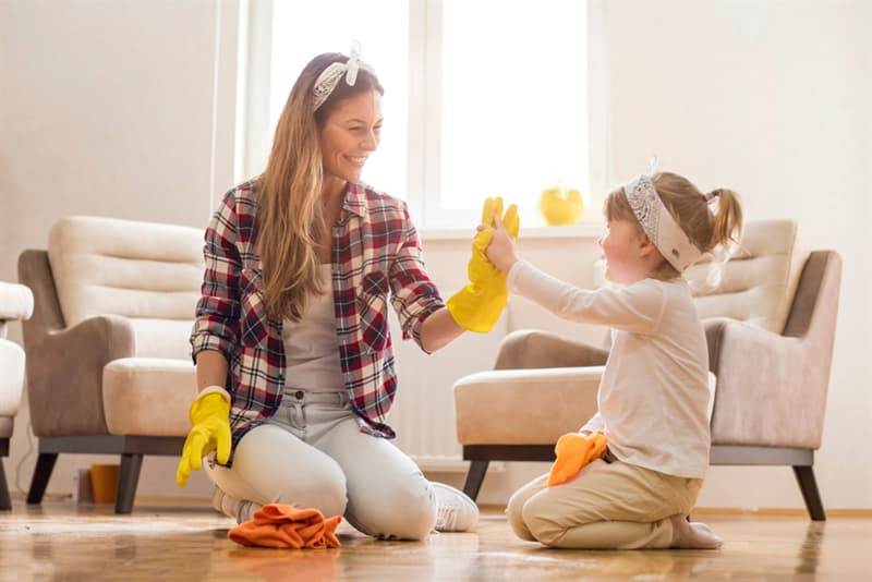 health Story: Clean your home