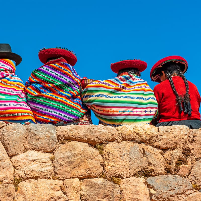 Culture Story: Incan empire facts children