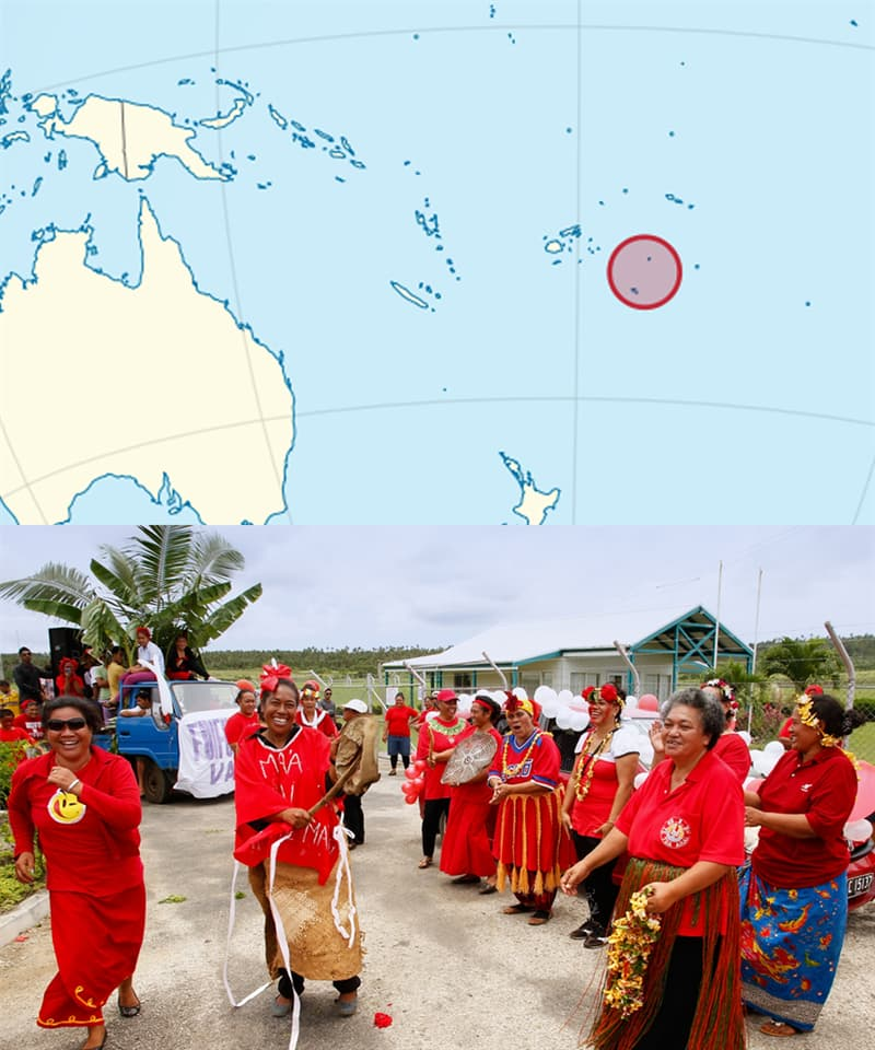 Geography Story: Countries you've never heard of: Tonga