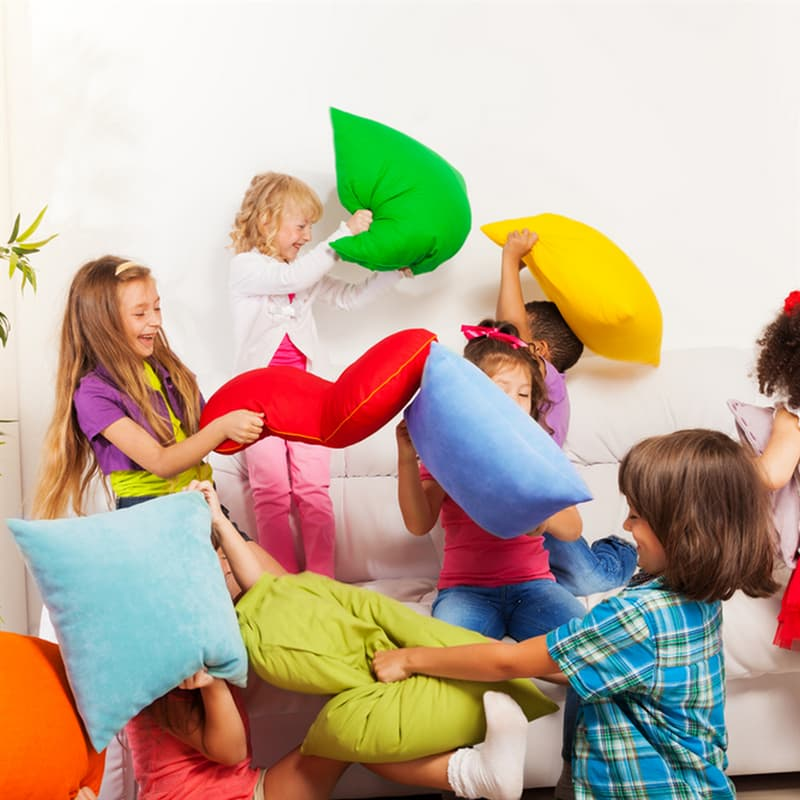 Culture Story: Weird holidays in April 2020 Pillow Fight Day 2020