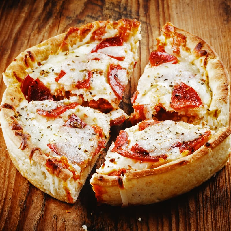 Culture Story: Weird holidays in April 2020 Deep Dish Pizza Day 2020