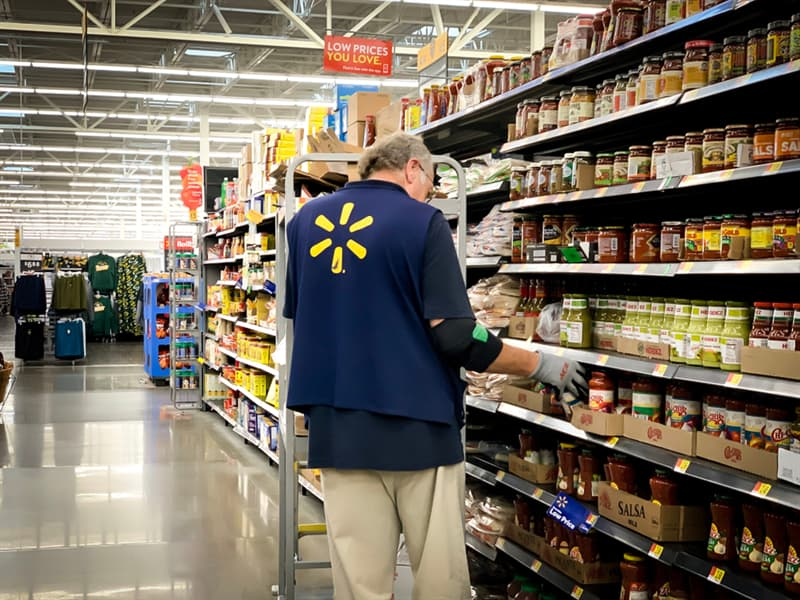 History Story: #4 Walmart is one of the largest private employers in the world