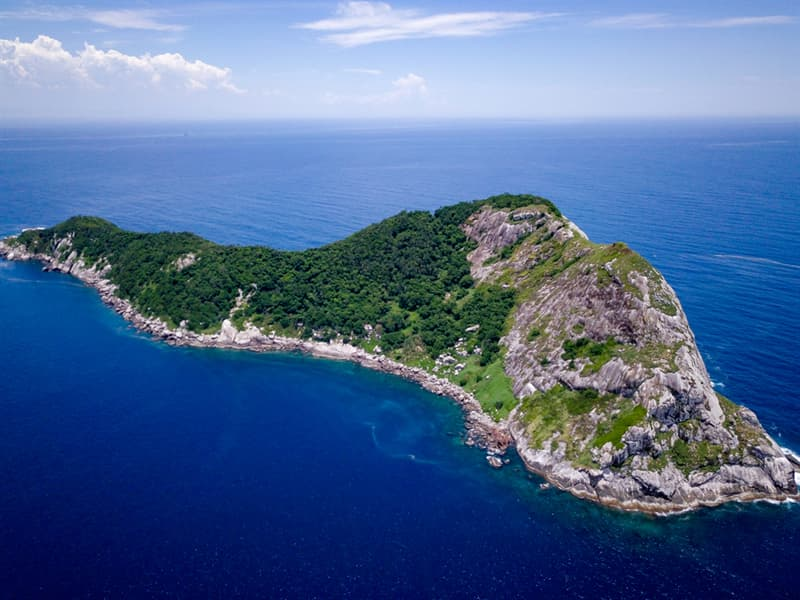 Geography Story: Snake Island Brazil most restricted places on the planet