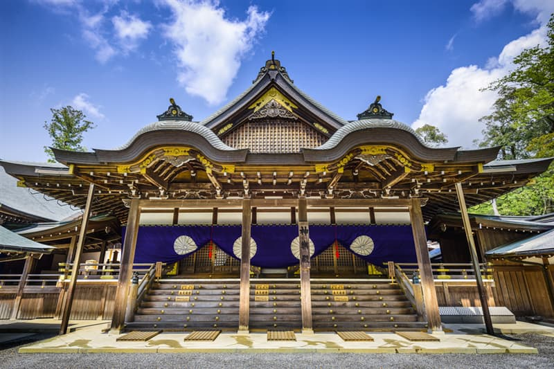 Geography Story: Ise Grand Shrine Japan Soul of Japan