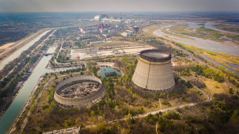 Geography Story: Chernobyl Ukraine most restricted places on the planet Nuclear Power Plant nuclear accident