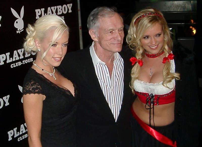 Culture Story: facts about Playboy magazine Hugh Hefner rabbit named after Hefner