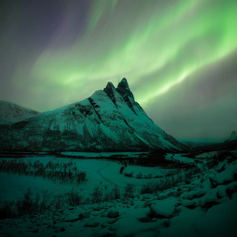 Science Story: What causes the northern lights?