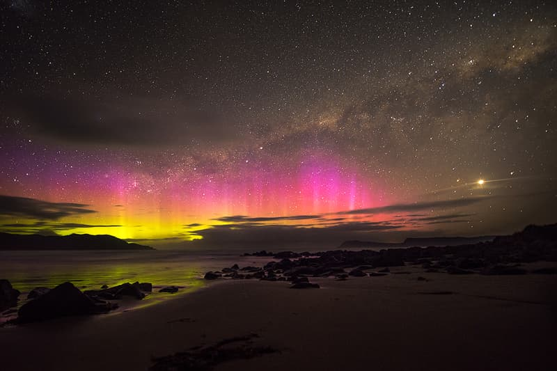 Science Story: Facts about northern lights and southern lights