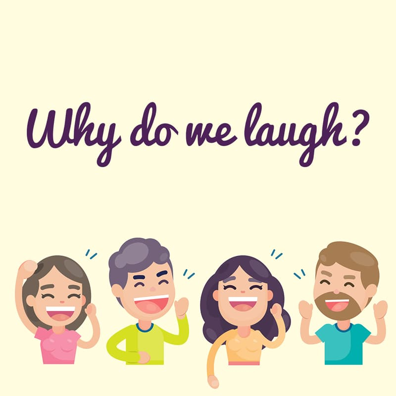 Science Story: Why do we laugh?