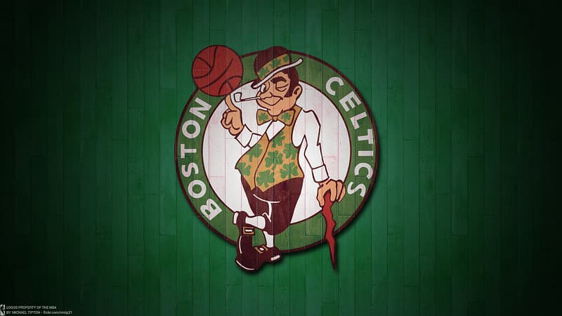 History Story: Boston Celtics NBA - Celtics mascot