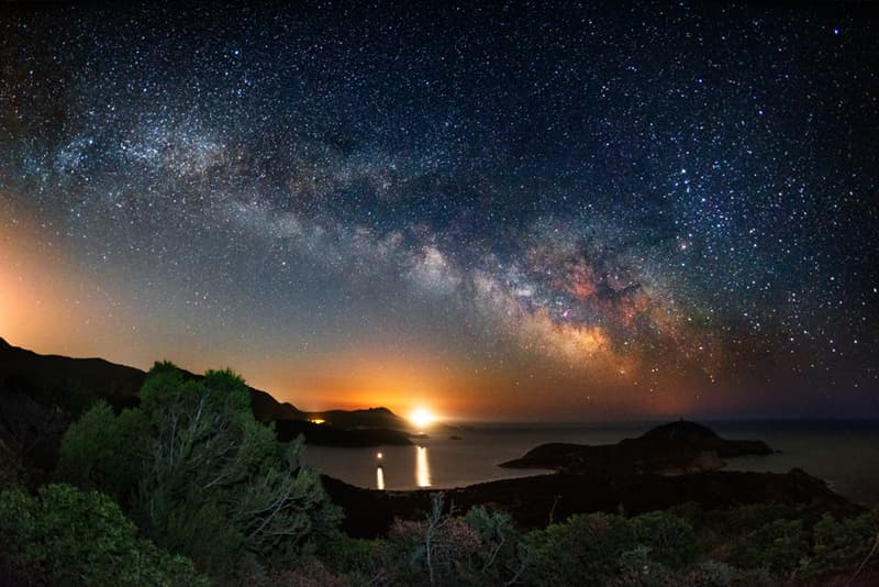 Nature Story: Pictures of stars in the sky