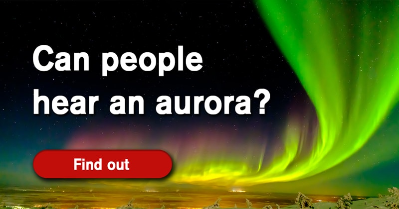 Science Story: 5 things you need to know about auroras
