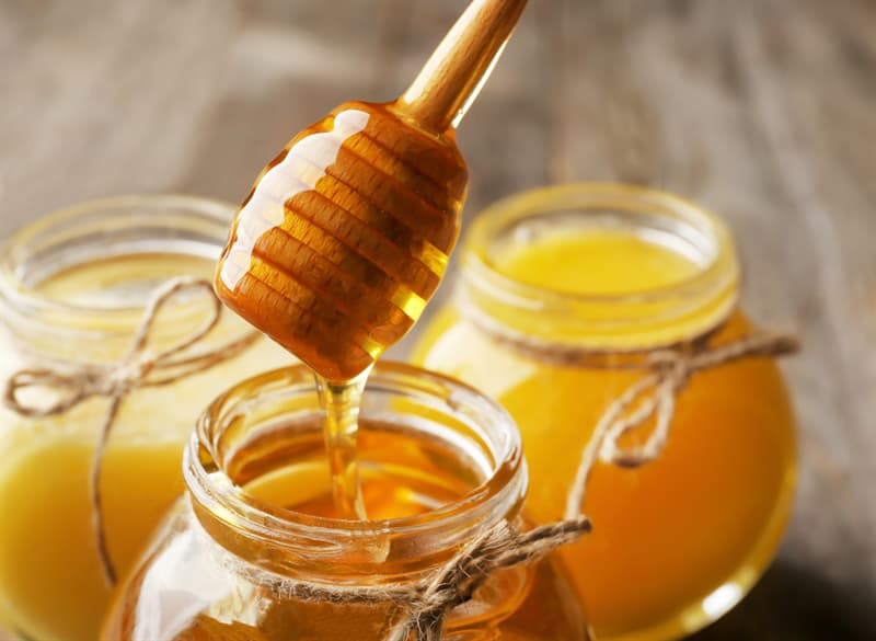 knowledge Story: how to store honey - food storage