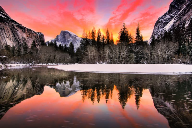 Geography Story: Best views in Yosemite park