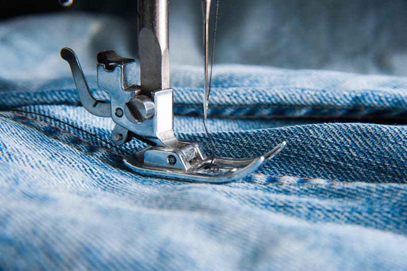 Society Story: Pairs of jeans - history of jeans