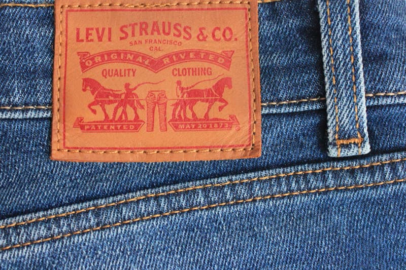 Society Story: Levi Strauss jeans - blue jeans fashion