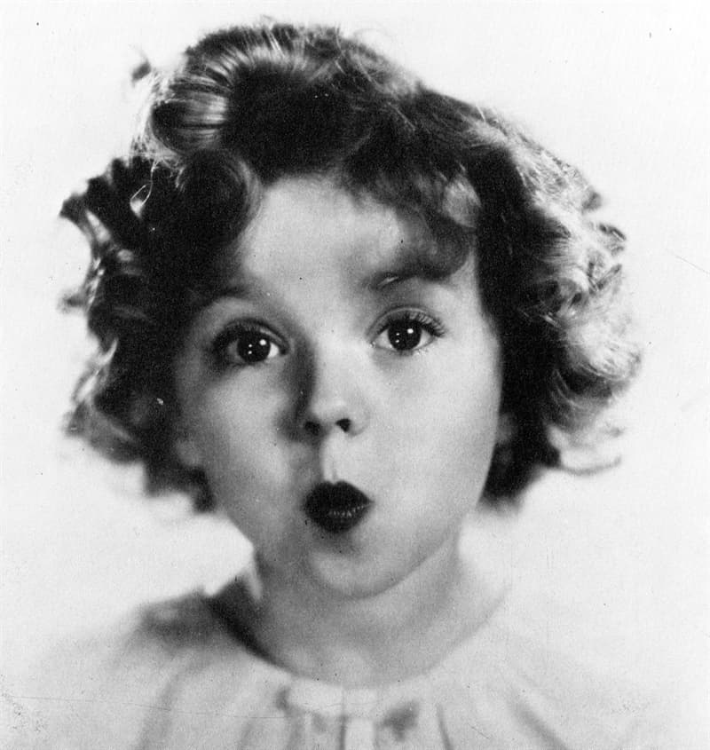 History Story: Shirley Temple facts about Jayne Mansfield biography old Hollywood