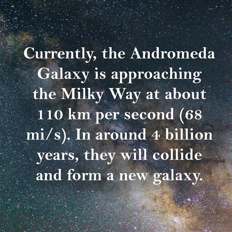 Science Story: #3 4 billion years later, our galaxy will die