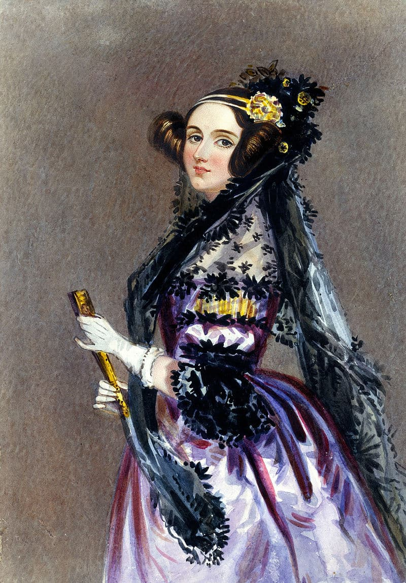 Science Story: #5 Ada Lovelace, Lord Byron's daughter and one of the first computer programmers