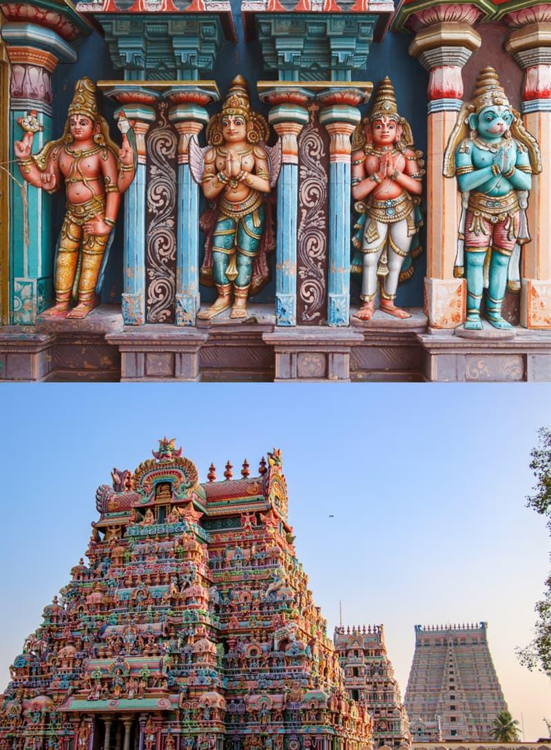 Geography Story: #3 Ranganathaswamy Temple, India