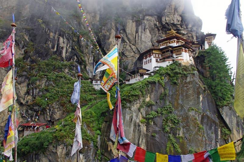 Geography Story: #4 Paro Takstang, Bhutan