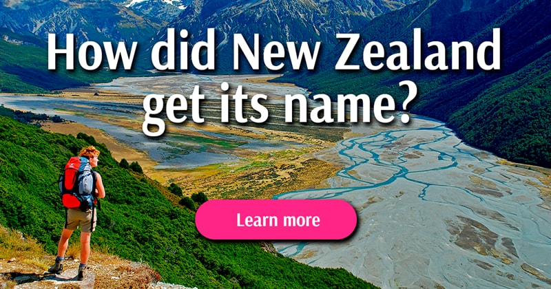 Geography Story: 7 facts that prove New Zealand is the most fascinating place on Earth