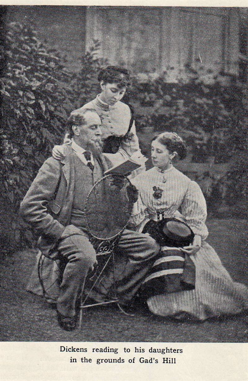 Culture Story: Catherine Hogarth Ellen Ternan Charles Dickens biography interesting facts