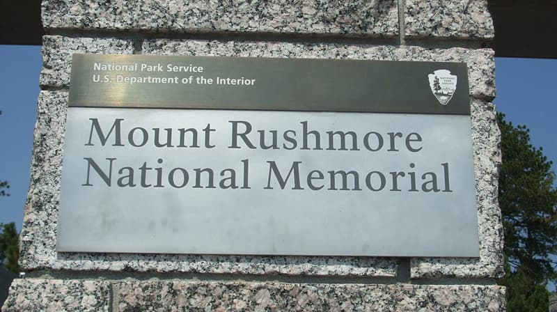 Culture Story: name of the mountain Charles Rushmore lawyer from New York construction of Mount Rushmore Black Hills Keystone South Dakota