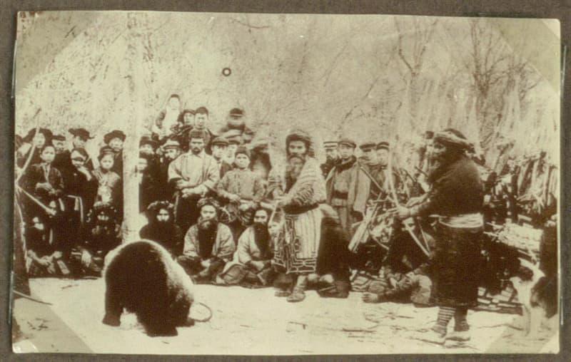 Geography Story: The Ainu people Hokkaido Sakhalin the Kuril Island Indigenous people