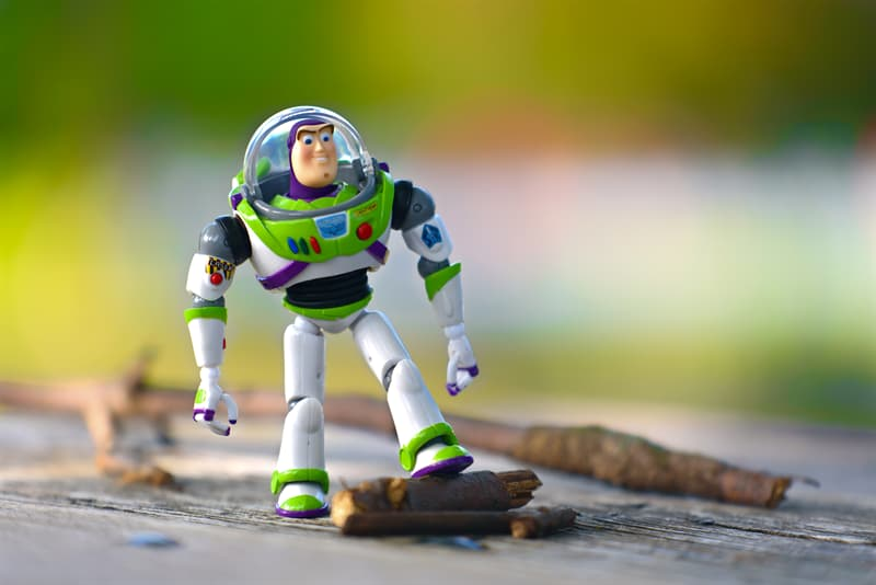 Science Story: Buzz Lightyear Toy things ever sent into space International Space Station NASA