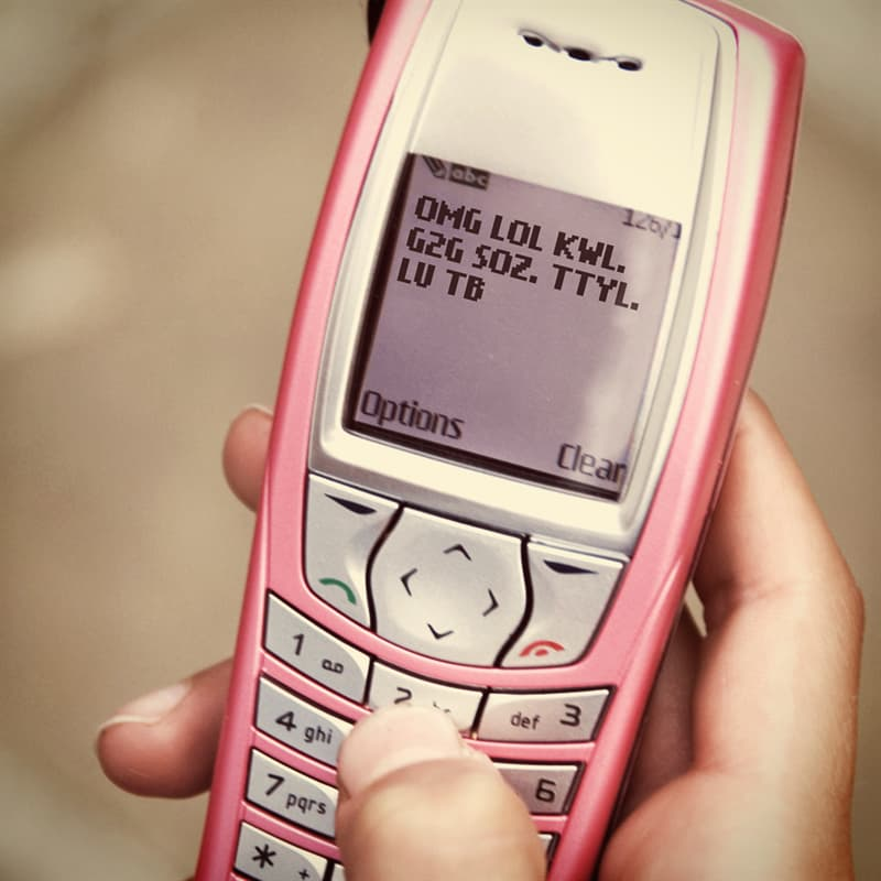 History Story: things we did for the last time nostalgia 90s 80s 70s aesthetic style memory childhood using t9 old cellphone