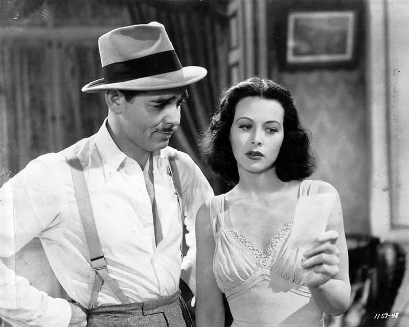 Society Story: Hedy Lamarr inventor - Hedy Lamarr biography