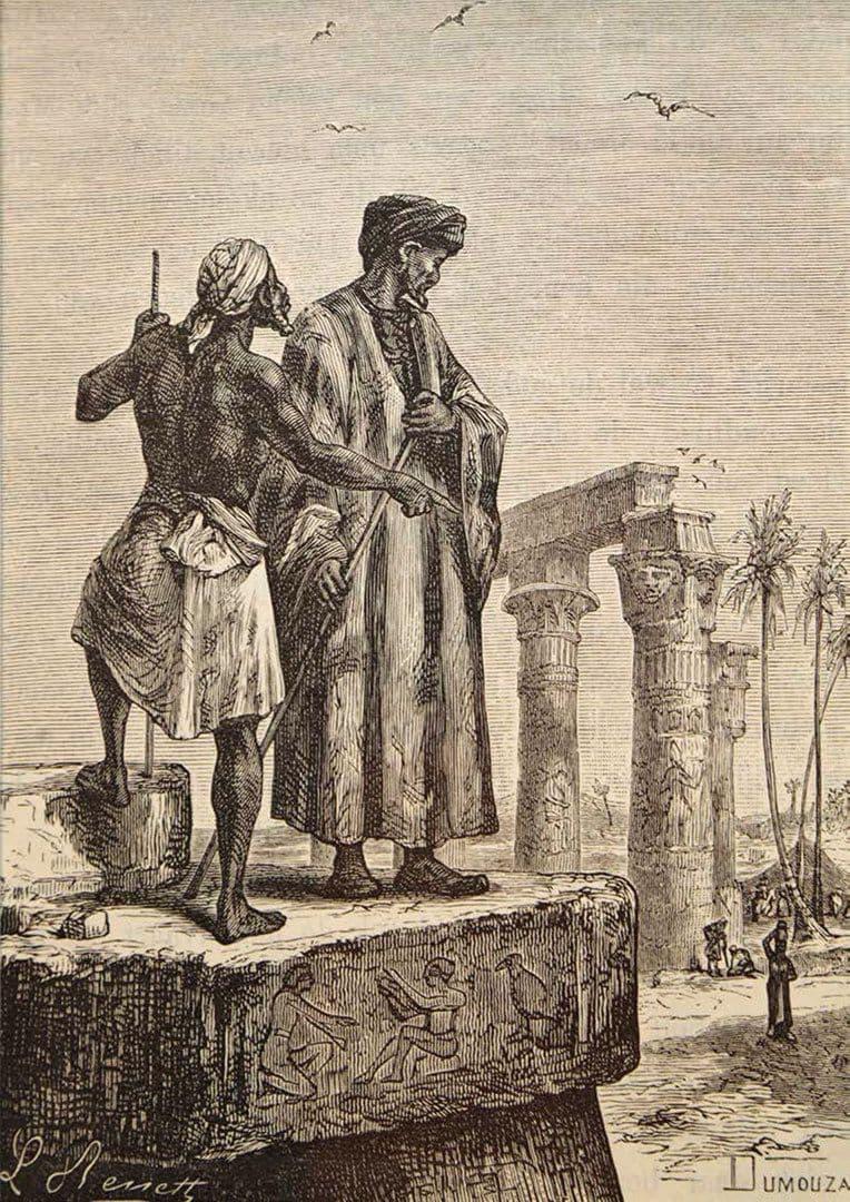 Geography Story: legendary travelers in history Ibn Battuta