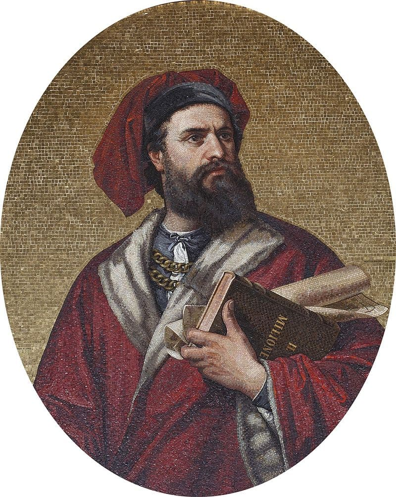 Geography Story: legendary travelers in history Marco Polo