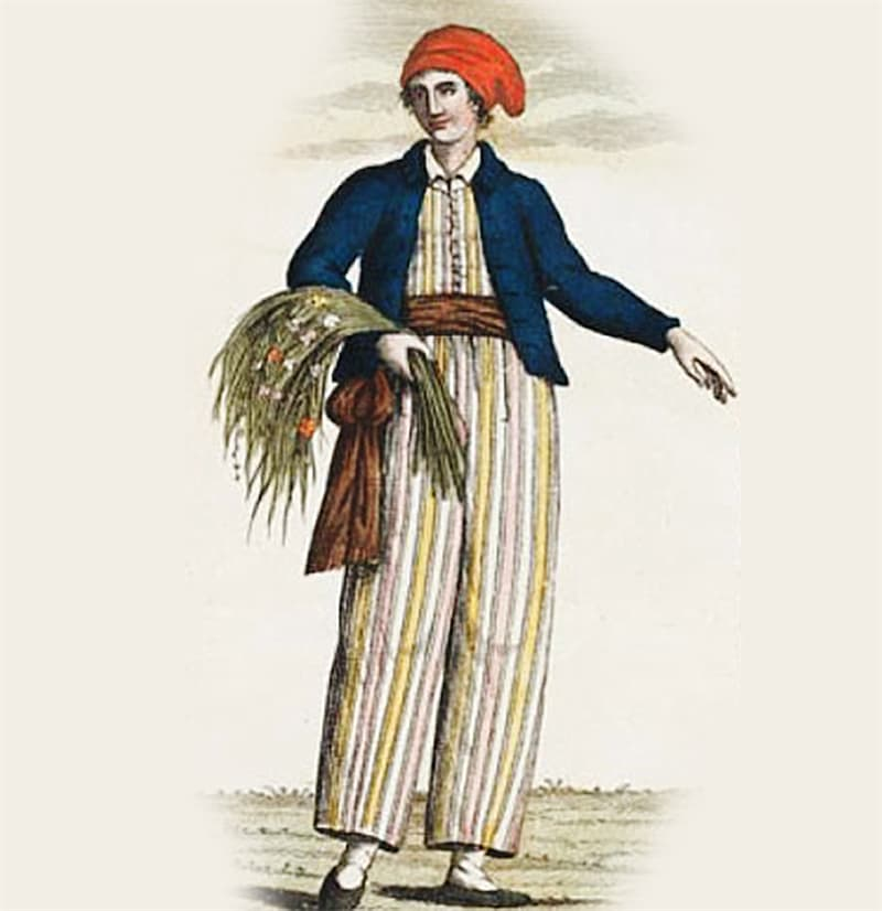 Geography Story: legendary travelers in history Jeanne Baret