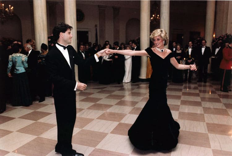 Culture Story: fashion icon of her times style clothes Diana the most fascinating princess Queen of people's heart