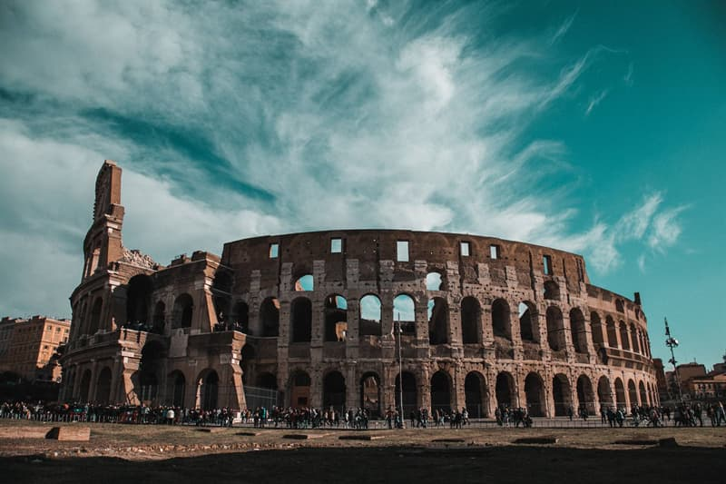 Culture Story: #6 Ancient Romans used to fill the Colosseum with water to stage naval battles
