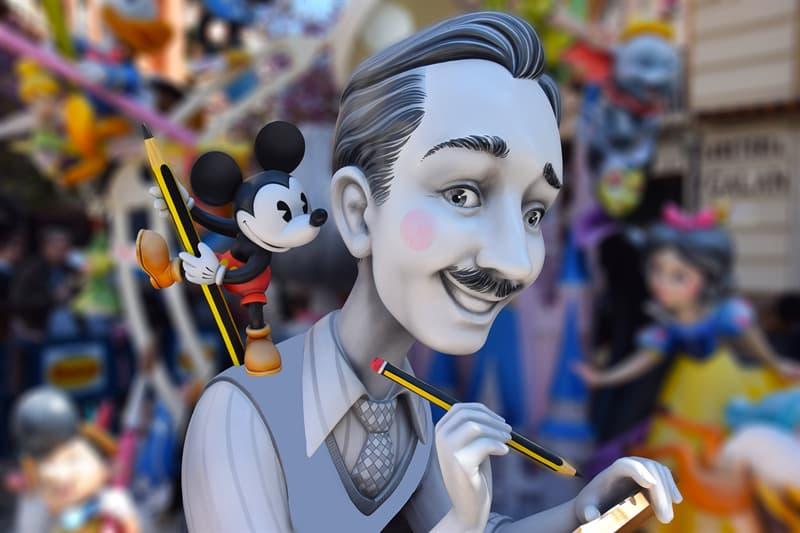 History Story: Facts about famous people - Walt Disney facts - Walt Disney animators